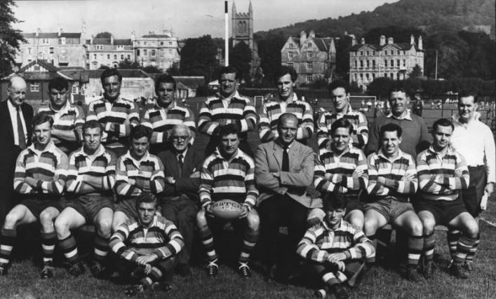 1960 Bath v Leicester