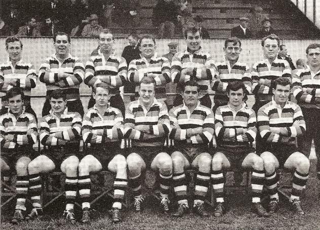 Bath Team 1964-1965