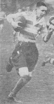 Player Geoff Foster