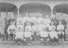 1907-1908 Bath A Team