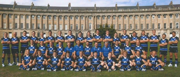 2010-2011 Bath Rugby Squad