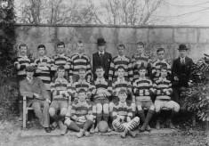 1900 Bath Extras Team
