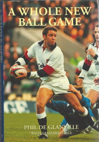 A whole new ball game - Phil De Glanville,s autobiography