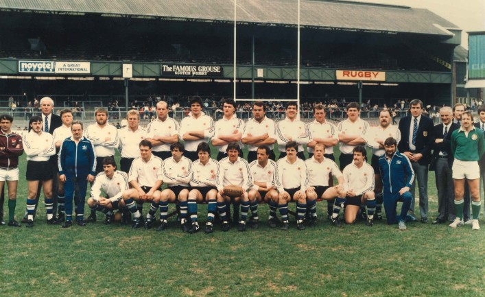 1986 John Player Cup Winners