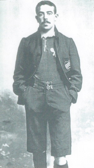 Player Selwyn Biggs