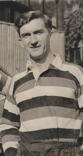 Player George Brown