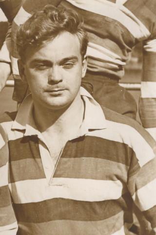 Player Ray Douglas