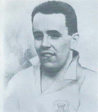 Player Ian Lumsden