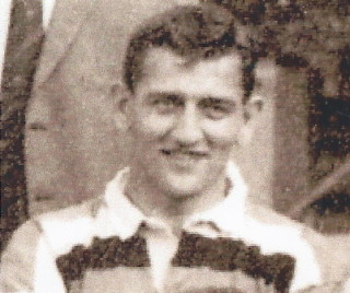 Player Clive Buckle