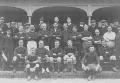 1913 Bath Team v Old Crocks