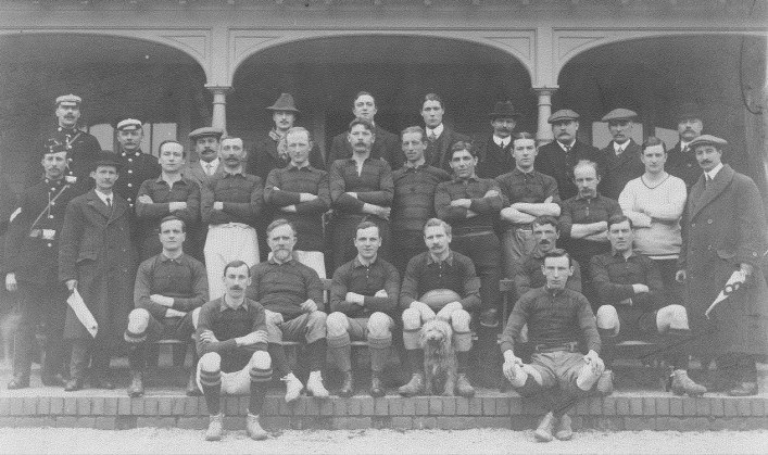 1913 Bath Team v Old Crocks