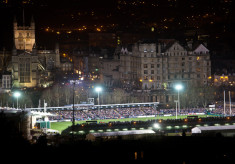2015 The Recreation Ground at night