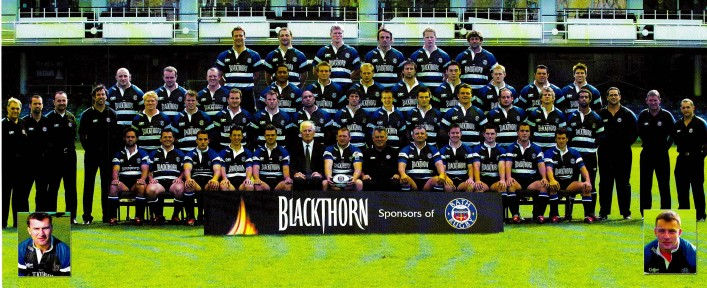 Team photo 2004 2005