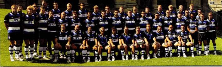 Team photo 2009 2010