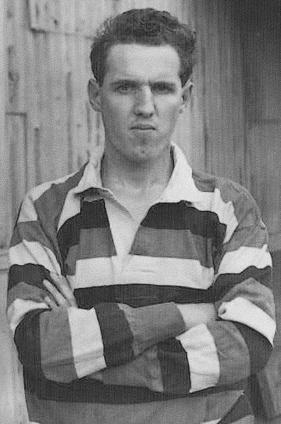 Player Brian Davis