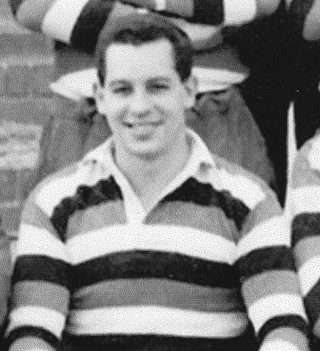 Player Roy Farnham