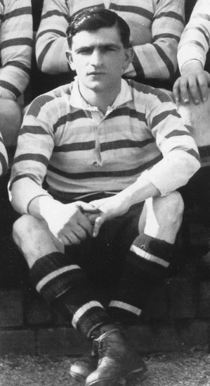 Player Albert Hatherill