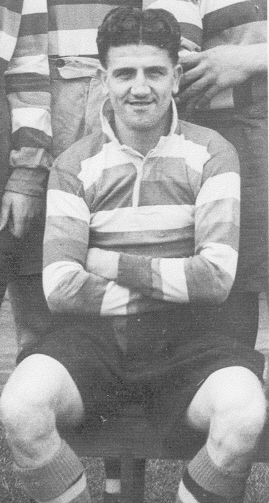 Player Paddy Sullivan