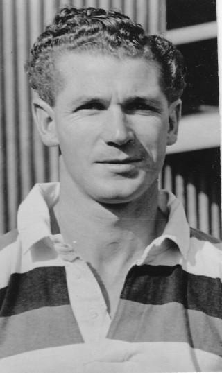 Player Jim Vaissiere