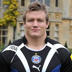 Player Brett Sharman