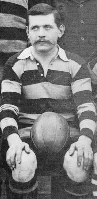 Player George Ruddick