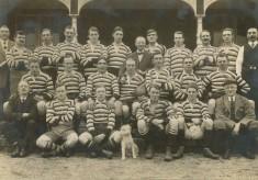1919-1920 Bath Team