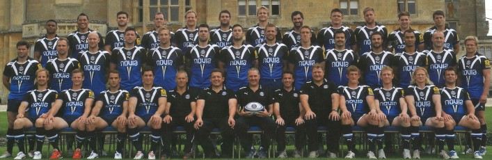 2012-2013 Team Photo