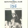 Bath Football Club A celebration of 125 years of Rugby History