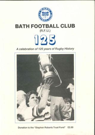 125 years of Bath History
