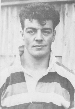 Player Bruce Davies