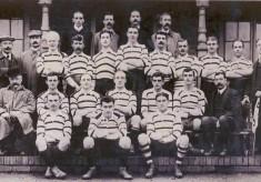 1909-1910 Bath Squad