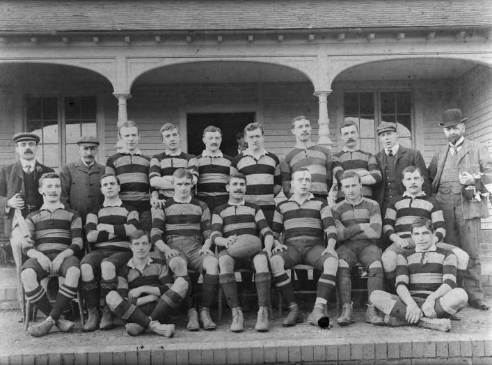 1903 Bath XV v Bristol