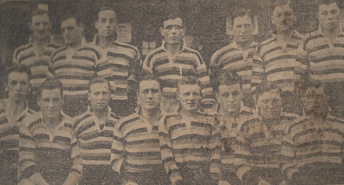 1925 Bath team photograph