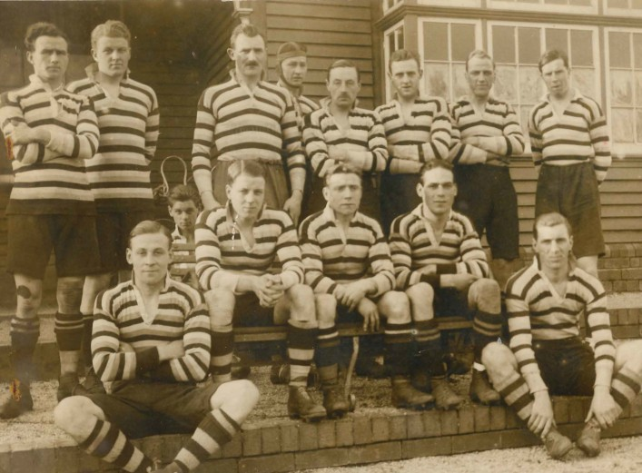 1922 Bath Team v Newport