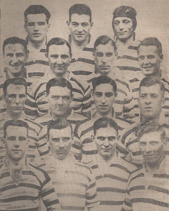 1927 September Bath Team
