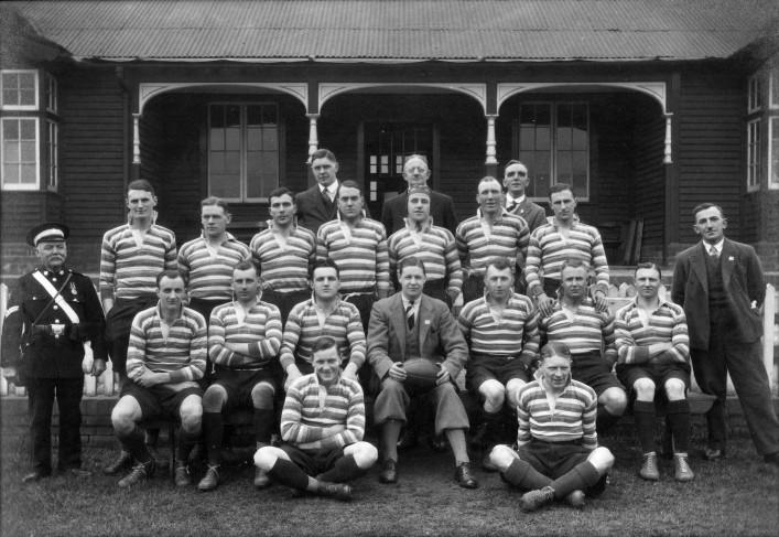 1929 Bath Team