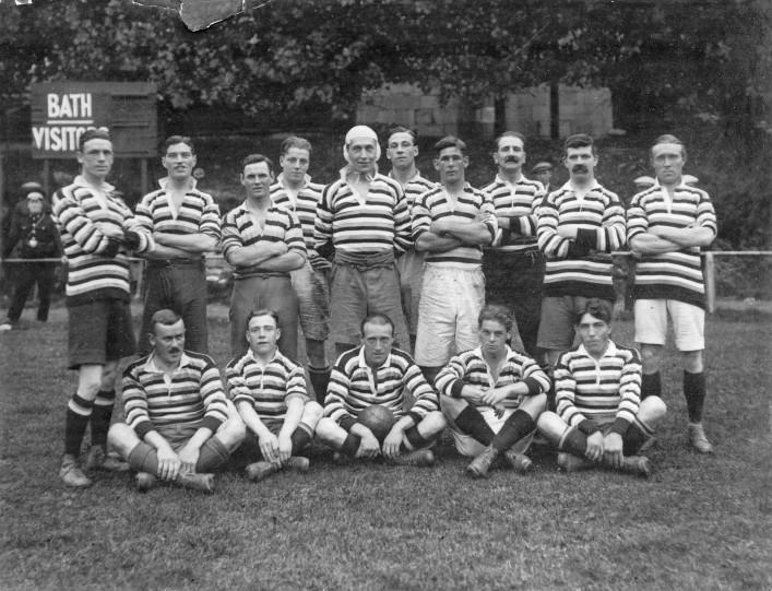 1922 Bath Team