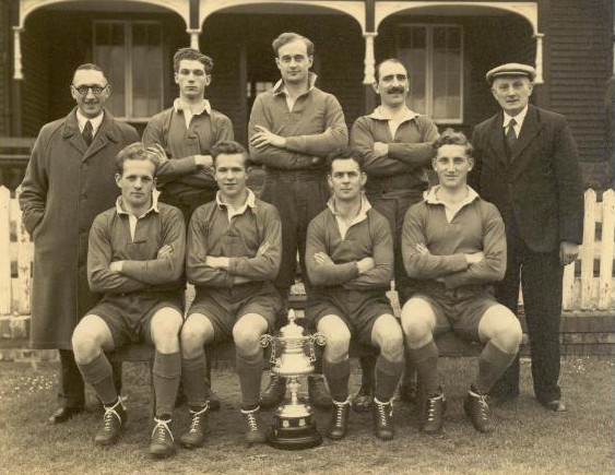 1948 Somerset 7's winners