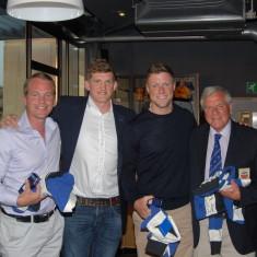Matt Perry,Stuart Hooper Rhys Priestland John Monahan