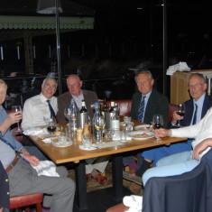 Gareth George, Dave Waterson, John Carter ,John Deverell ,Peter Sibley, Matt Powell