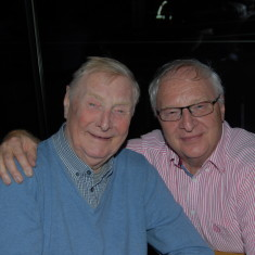 Dave and  Alan Waterson