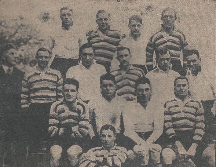 17 April 1928 Bath and Bristol Sevens