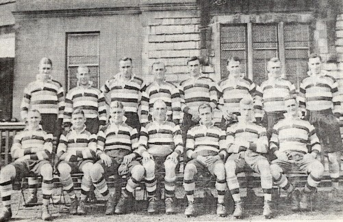 1932 Bath Team photograph