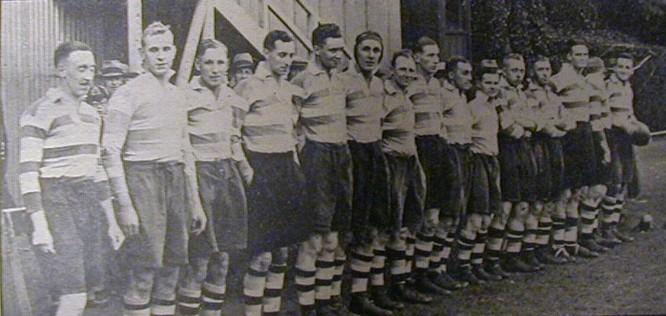 1936 12 September Penzance v Bath