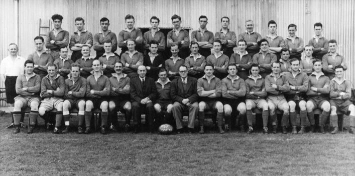 Bath Squad 1947 - 48