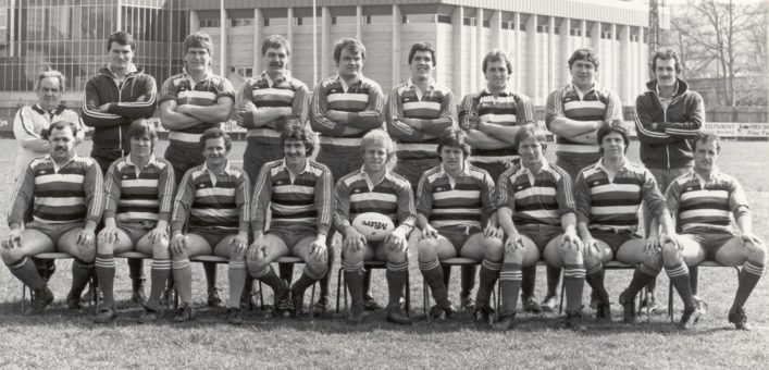 Bath v Bristol 2 April 1983