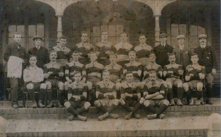 1905 06 Bath A Team