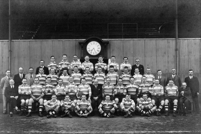 1933-1934 Bath Squad