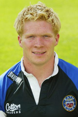 Player Alex Crockett