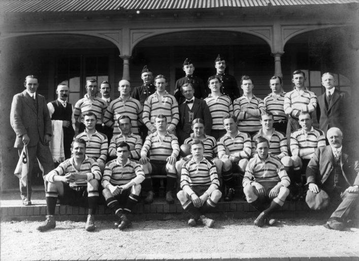 1913 1914 Bath Team